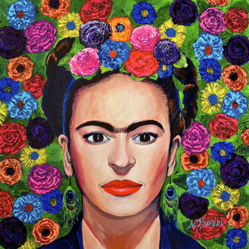 Fearless Frida web